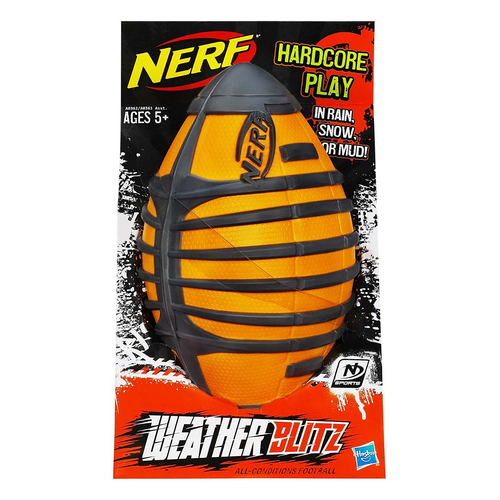 Nerf Weather Blitz Football