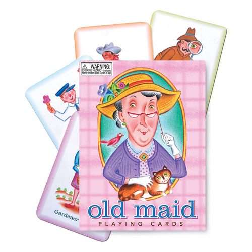 Old Maid Cards