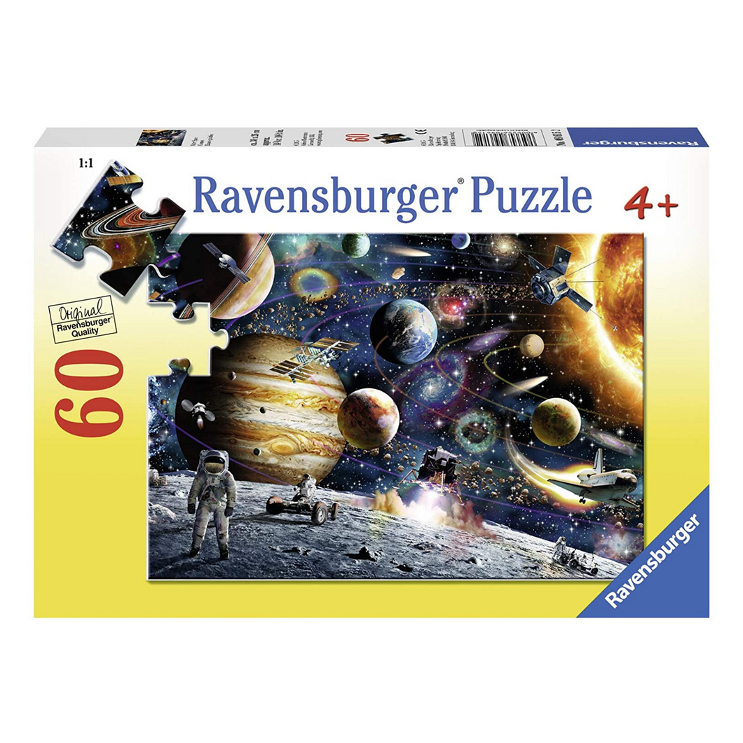 Outer Space 60-Piece Puzzle