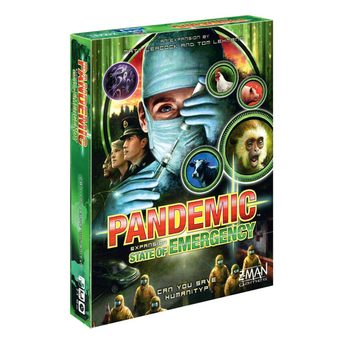 Pandemic Expansions