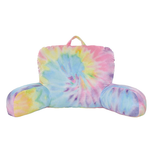 Pastel Tie Dye Lounge Pillow