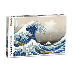 Hokusai - The Wave Puzzle