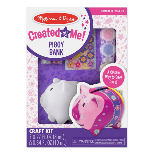 Piggy Bank Craft Kit