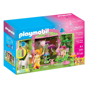 Playmobil Fairy Garden Play Box