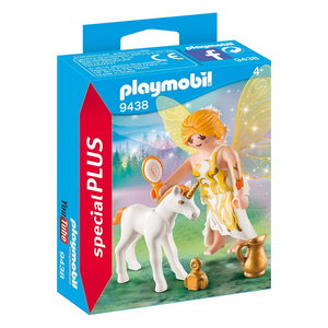 Playmobil Sun Fairy & Unicorn Foal