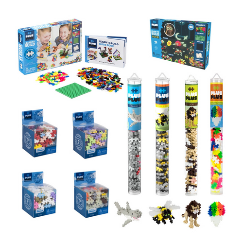 Plus Plus Play at Home Bundle
