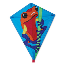 "Load image into Gallery viewer, Kite 25"" Diamond Poison Dart Frog"