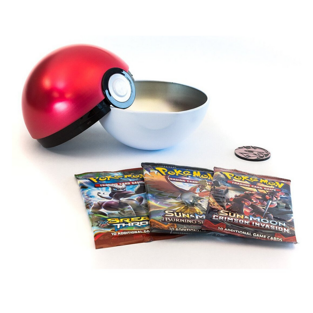 Pokeball tin