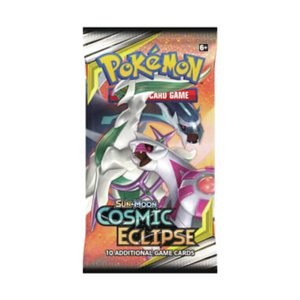 Pokemon Cosmic Eclipse Booster Pack