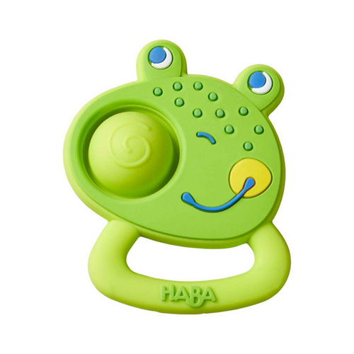 Popping Frog Clutching Toy