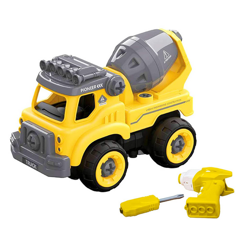 Power Drivers Builders - Cement Mixer