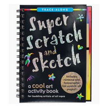 Load image into Gallery viewer, Scratch and Sketch Super