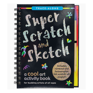 Scratch and Sketch Super
