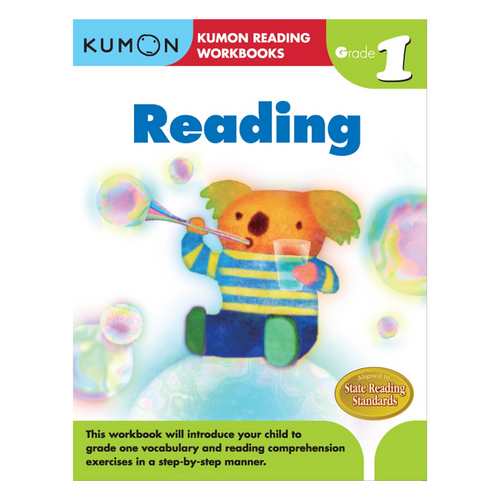 Reading Workbooks Grades 1-6