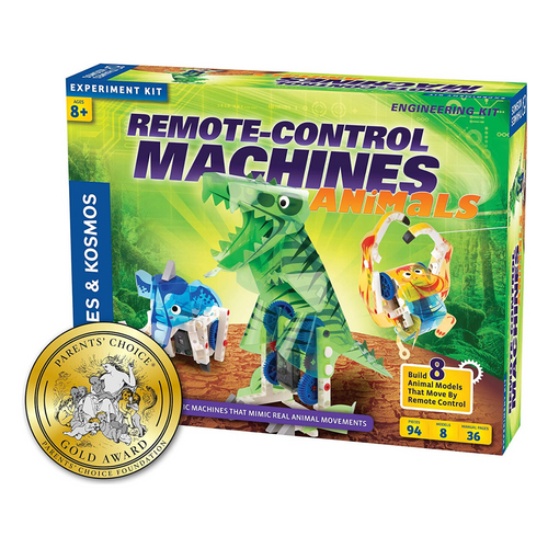 Remote Control Machines: Animals