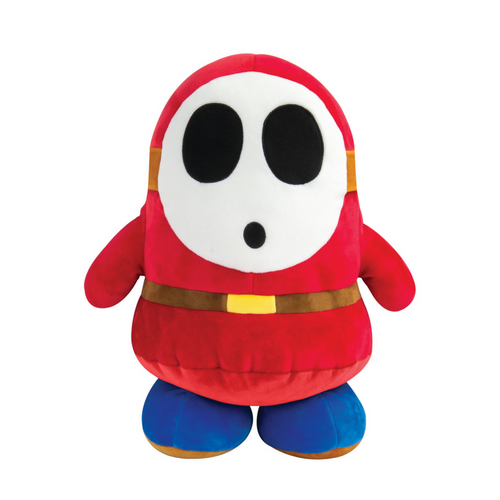 Super Mario Shy Guy Plush