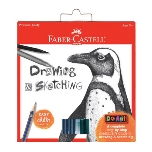 Drawing & Sketching Art Kit