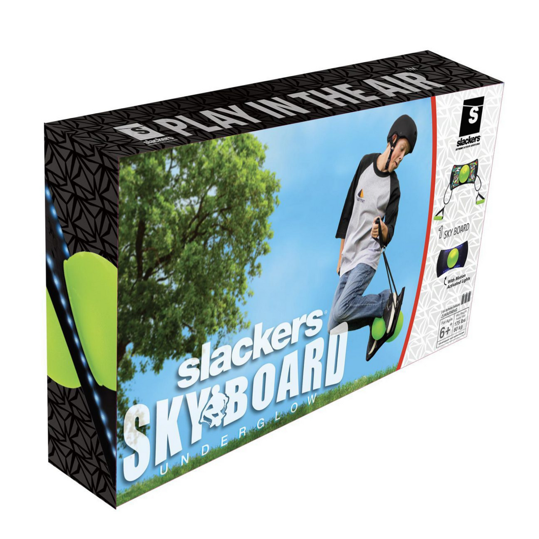 Slackers Sky Board Underglow