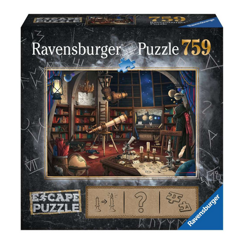 Space Observatory 759-Piece Escape Puzzle