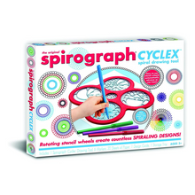 Load image into Gallery viewer, Spirograph Cylex