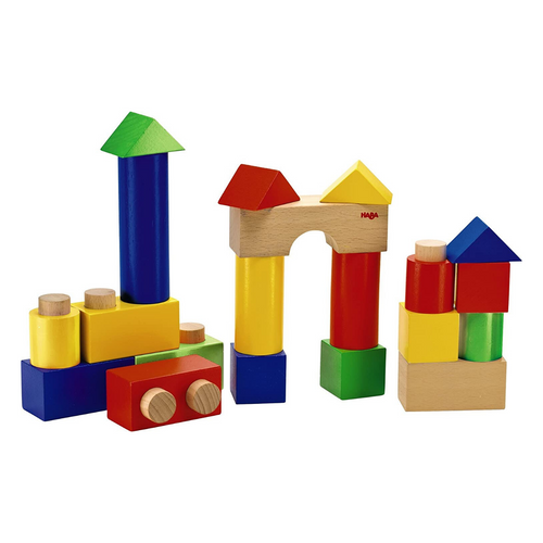 Stack and Play Blocks