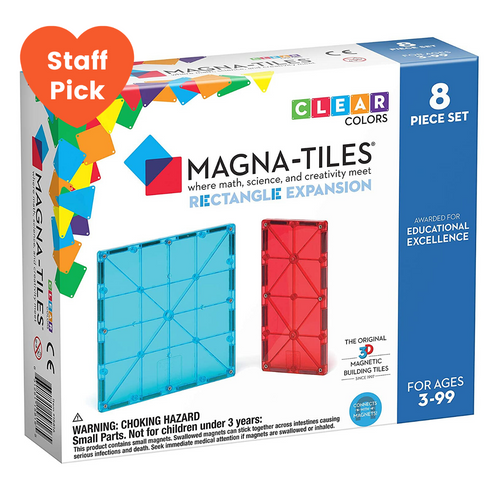 Magna-Tiles Rectangle Expansion