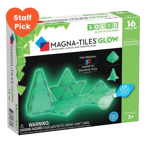 Magna-Tiles Glow in the Dark Expansion