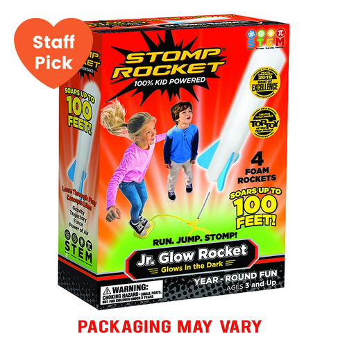 Stomp Rockets Jr. Glow