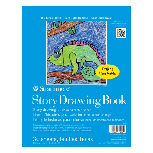 Story Drawing Book