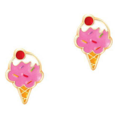 Strawberry Ice Cream Cutie Studs