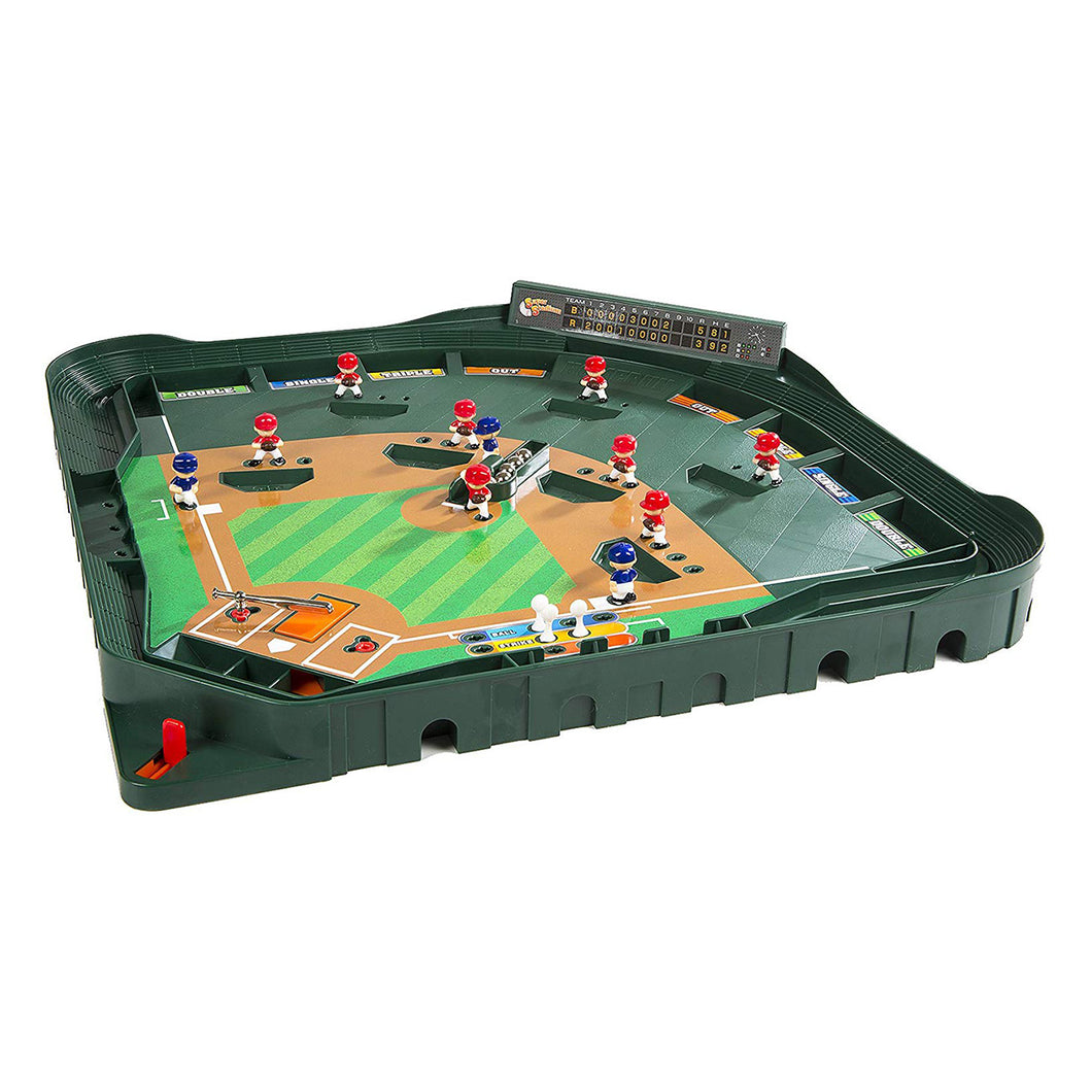 Super Stadium Baseball game board and pieces
