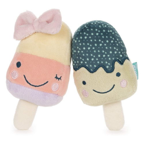 Sweet Shakers Popsicle Rattles