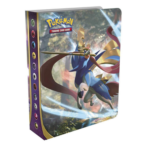Pokemon Sword and Shield Mini Binder