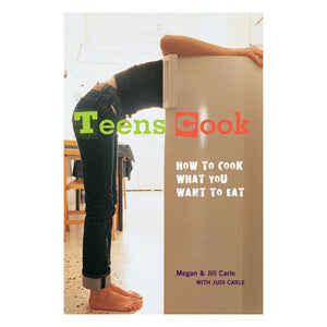 Teens Cook by Megan Carle - book cover