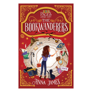 Pages and Co: The Bookwanderers by Anna James - book cover