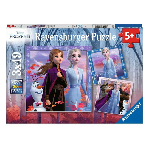 Frozen: The Journey Starts 49-Piece Puzzle