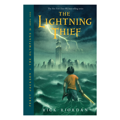 Percy Jackson and the Olympians, Book One The Lightning Thief (Percy Jackson and the Olympians, Book One)