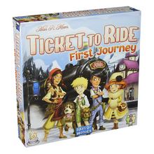 Load image into Gallery viewer, Ticket to Ride First Journey Europe