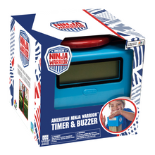 Load image into Gallery viewer, American Ninja Warrior Timer & Buzzer