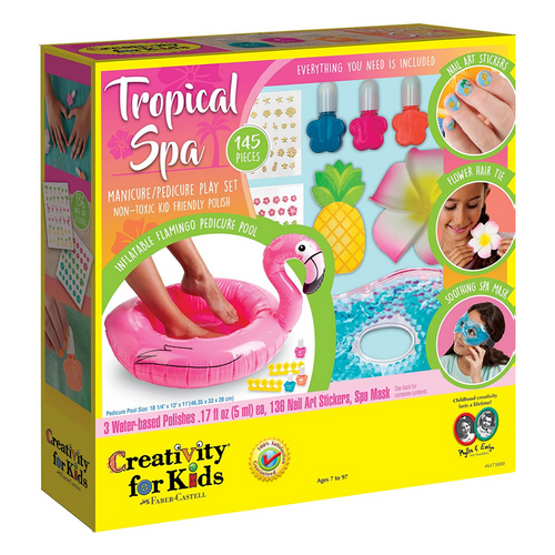 Tropical Spa Set