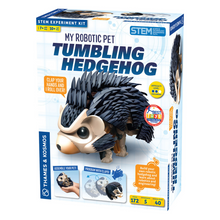 Load image into Gallery viewer, Tumbling Hedgehog