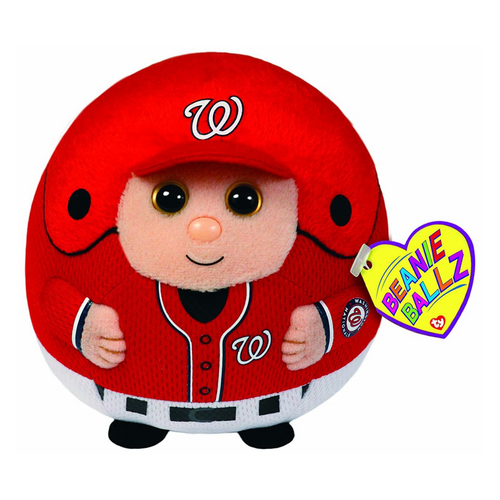 Beanie Ballz Washington Nationals