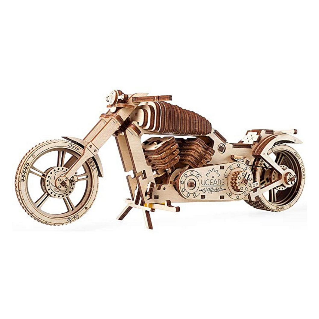 Bike DIY Mechanical Model