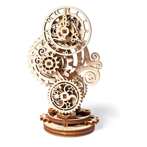 Steampunk Clock DIY Mechanical Model