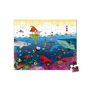 Underwater World 100-Piece Puzzle