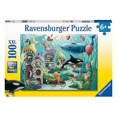 Underwater Wonders 100-piece puzzle