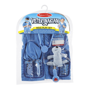 Veterinarian Role Play Costume