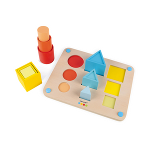 shapes volumes toy