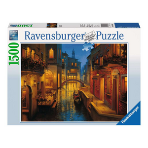 Waters of Venice 1500-Piece Puzzle