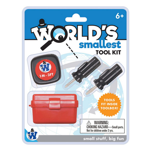 World's Smallest Toolset